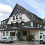 Landgasthof-Hotel Krone in Sindringen